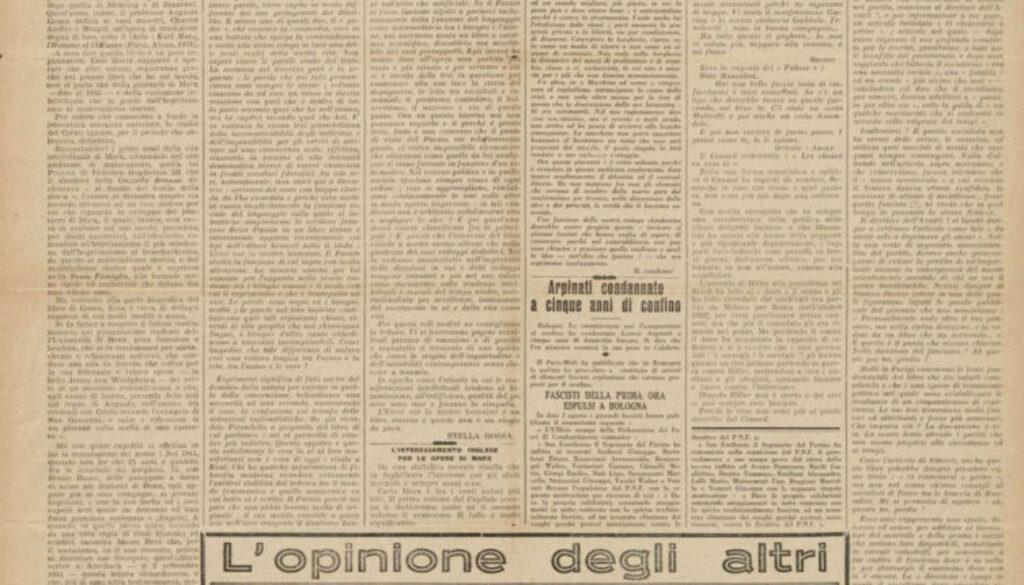 il-nuovo-avanti-Avvenire-dei-lavoratori-11-agosto1934-rubrica-l'opinione-degli-altri-ENNIO