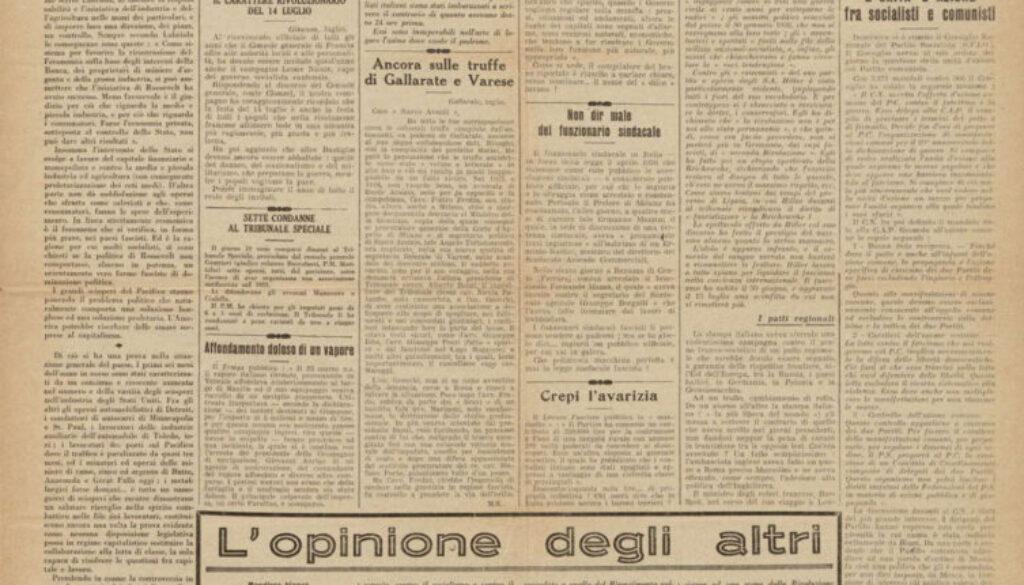 il-nuovo-avanti-Avvenire-dei-lavoratori-21-luglio1934-rubrica-l'opinione-degli-altri-ENNIO