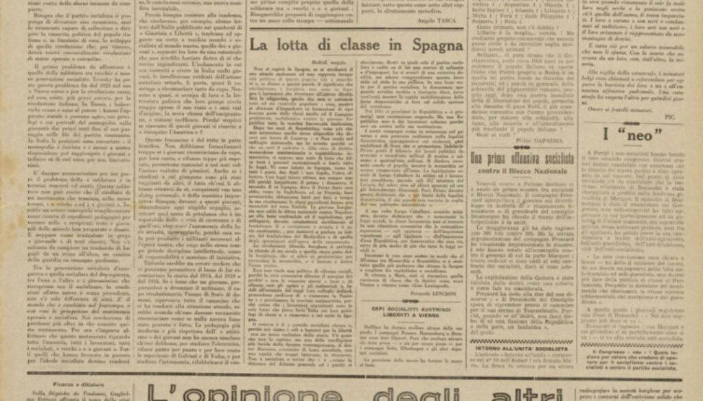 il-nuovo-avanti-Avvenire-dei-lavoratori-26-maggio-1934-rubrica-l'opinione-degli-altri-ENNIO