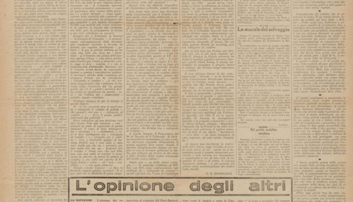 il-nuovo-avanti-Avvenire-dei-lavoratori-3-novembre-1934-rubrica-l'opinione-degli-altri-ENNIO