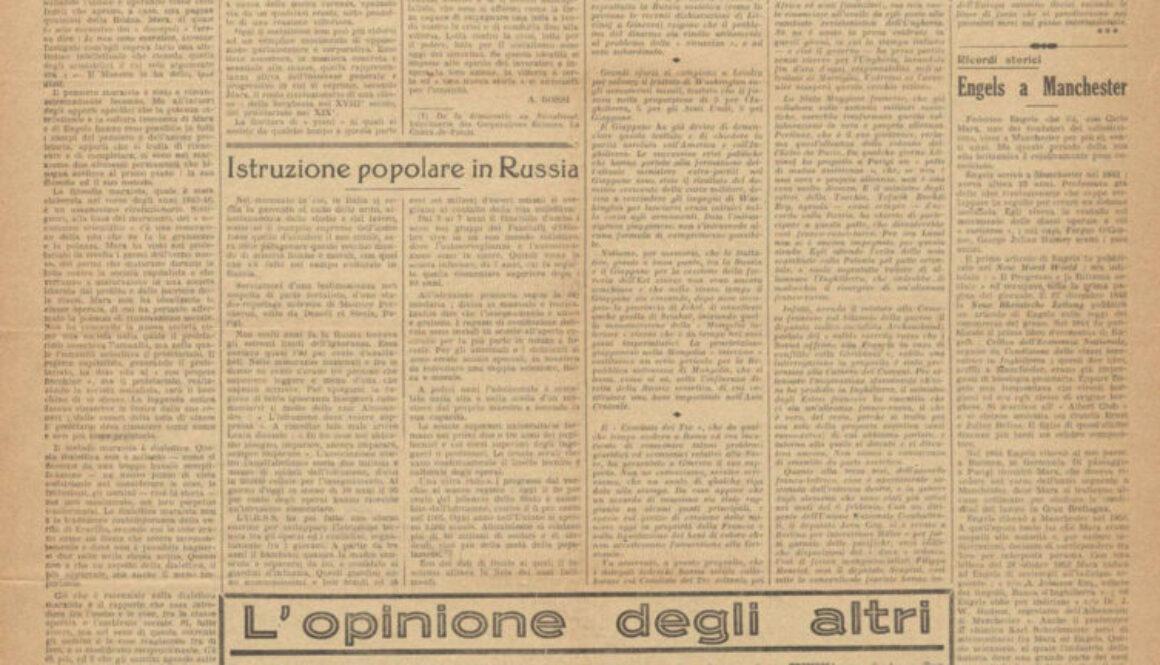 il-nuovo-avanti-Avvenire-dei-lavoratori-8-dicembre-1934-rubrica-l'opinione-degli-altri-ENNIO